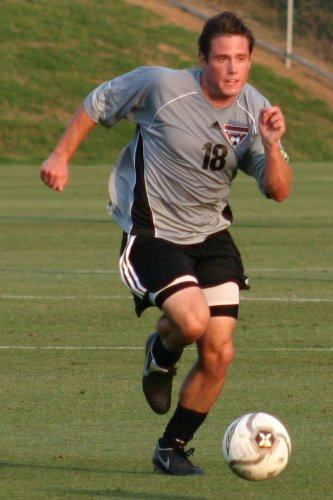 The Raleigh Elite host the Carolina Dynamo in a PDL match at SAS Soccer Park in Cary, NC on Wednesday, May 31, 2006.  The Dynamo won the match 5-1 on 2 goals from Darryl Roberts and 1 a piece from Ben Hunter, Randi Patterson, and Jamie Franks.  Be...