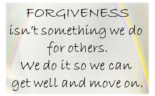 Image result for forgiveness takes time